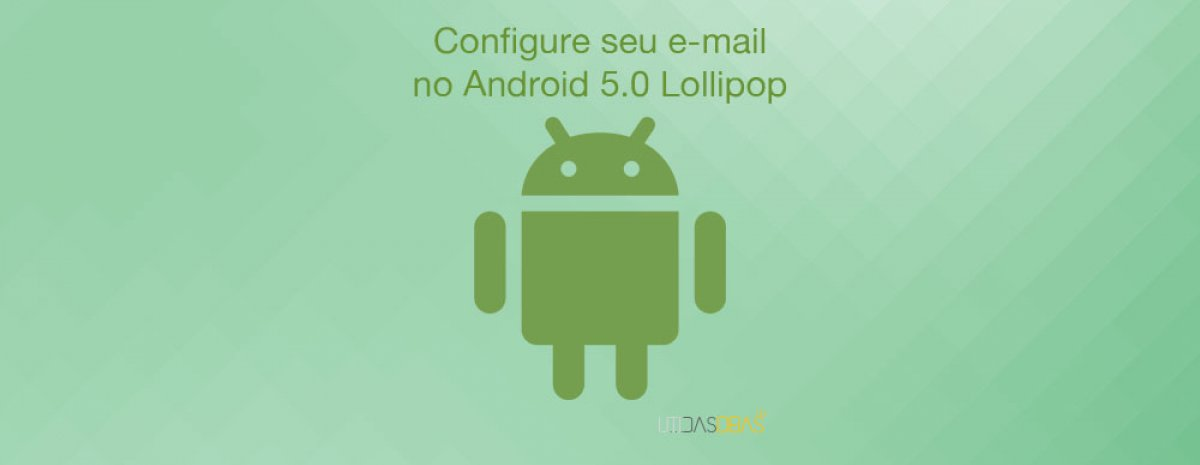 configurar e-mail android 5 lollipop