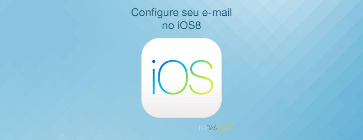 configurar e-mail iOS 8