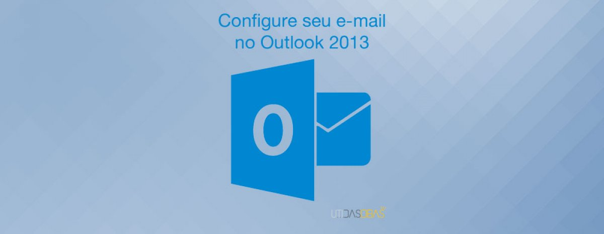 configurar e-mail outlook 2013