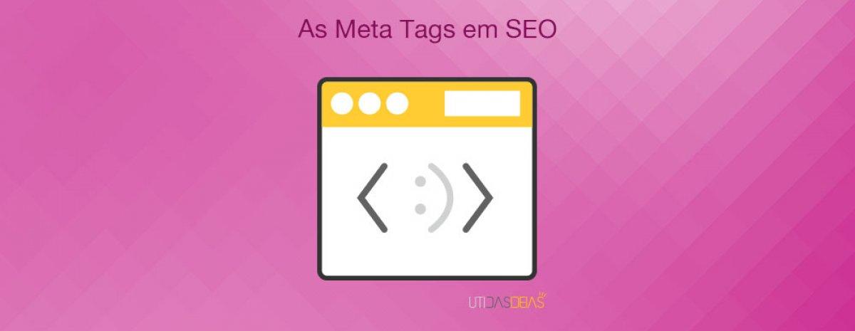 conceito de meta tags em SEO