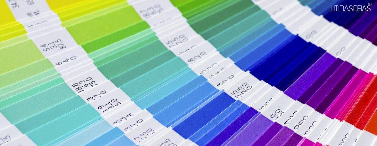 Paleta de cores Pantone