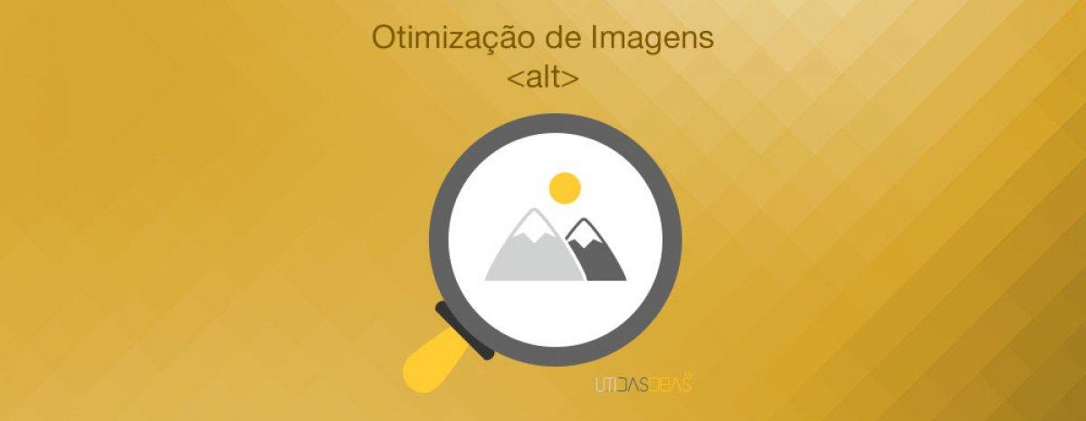 Otimização de imagens - atributo alt