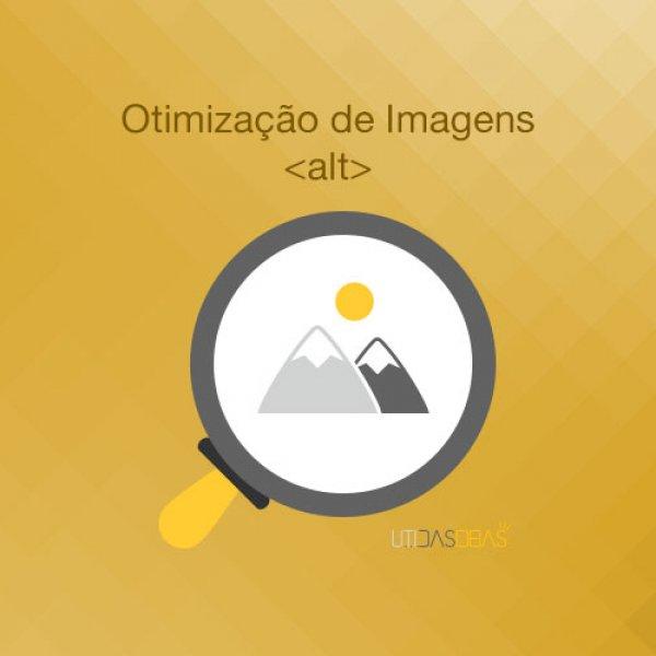 Otimização de imagens, atributo alt em SEO