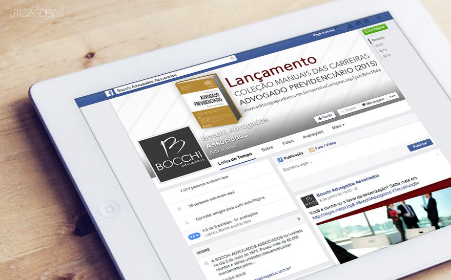 Criação de conteúdo para Facebook