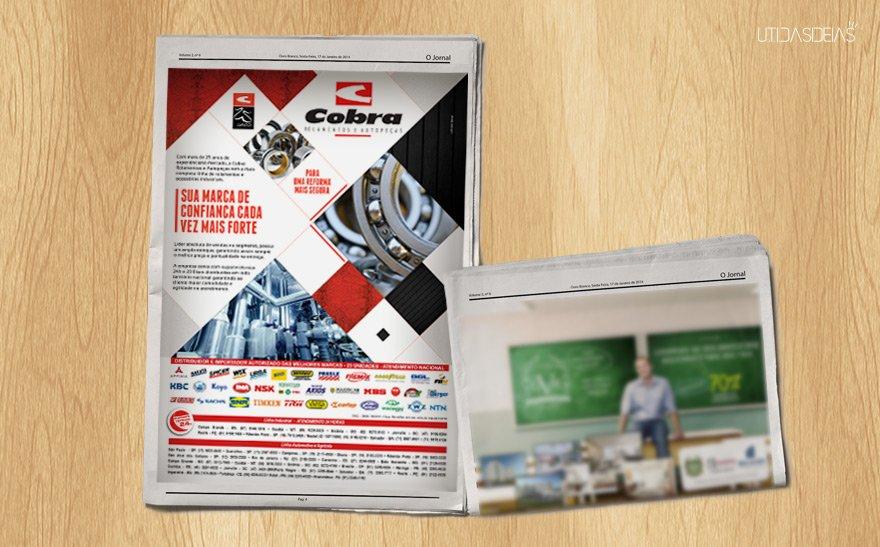 Anúncio - Jornal Cana - Edição 2