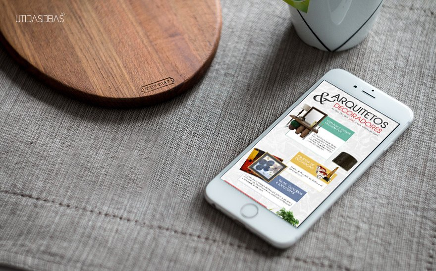 E-mail Marketing para Decoração