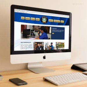 criação de site - empresa de terceirização de serviços - Grupo MM