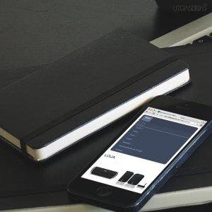 criação de site para empresa de automação - mockup celular - Soundless Áudio