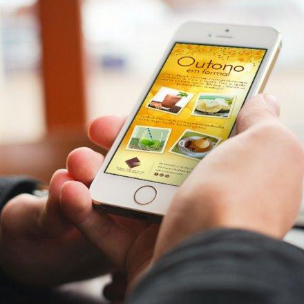 E-mail Marketing Outono 2015