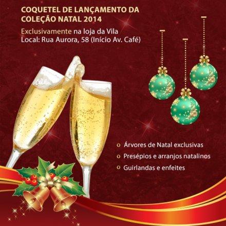 E-mail Marketing 3º Natal Show