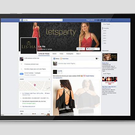 Criação de conteúdo para Facebook e Instagram